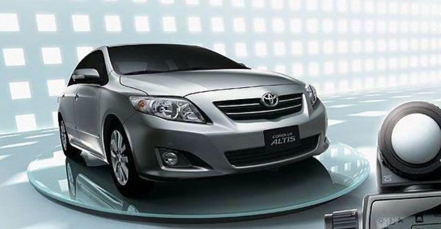 2010 Toyota Corolla Altis 1.8 J經典版  第3張相片