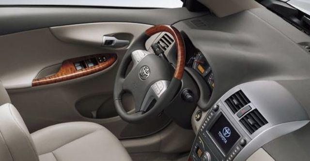 2010 Toyota Corolla Altis 1.8 J經典版  第6張相片