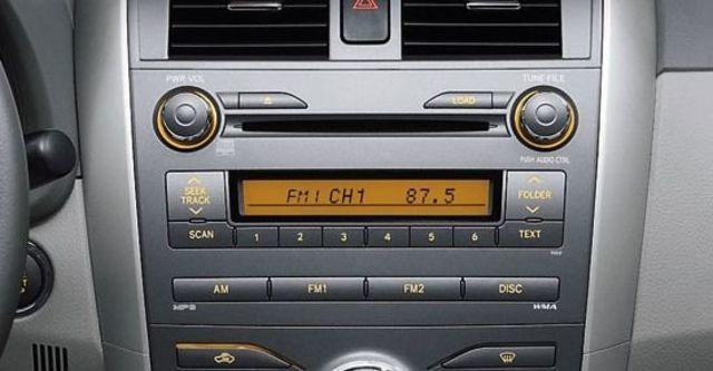 2010 Toyota Corolla Altis 1.8 J經典版  第11張相片