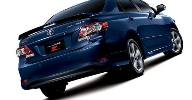 2010 Toyota Corolla Altis 2.0 Z  第4張相片
