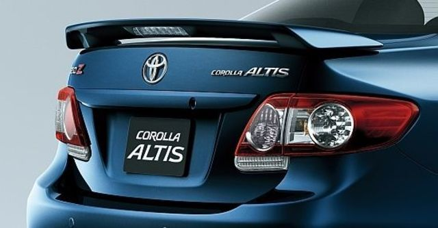 2010 Toyota Corolla Altis 2.0 Z  第6張相片