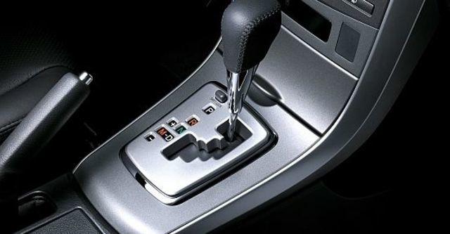 2010 Toyota Corolla Altis 2.0 Z  第9張相片