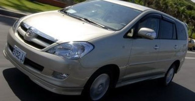 2010 Toyota Innova 2.7 G  第1張相片
