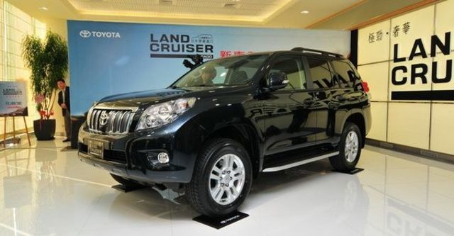 2010 Toyota Land Cruiser Prado  第1張相片