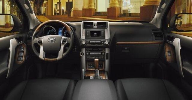 2010 Toyota Land Cruiser Prado  第3張相片