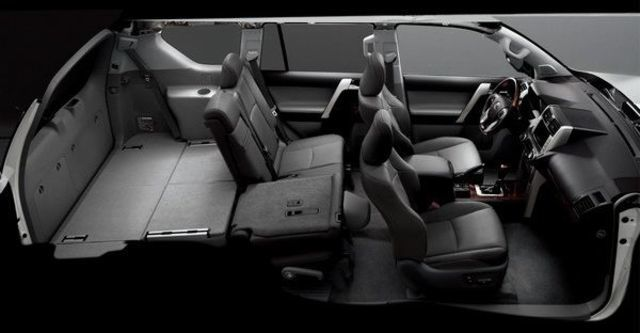 2010 Toyota Land Cruiser Prado  第10張相片