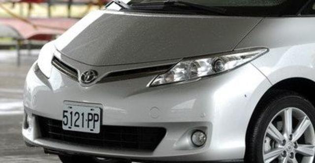2010 Toyota Previa 2.4豪華版  第4張相片
