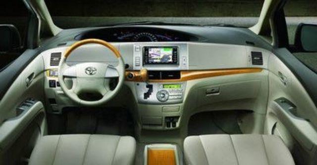 2010 Toyota Previa 3.5旗艦版  第13張相片