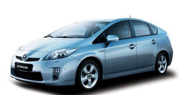 2010 Toyota Prius 1.8  第1張相片