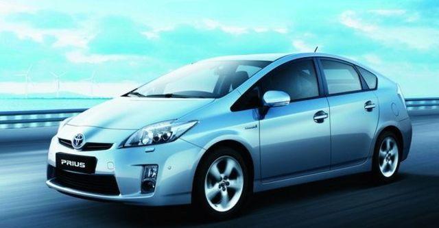 2010 Toyota Prius 1.8  第2張相片