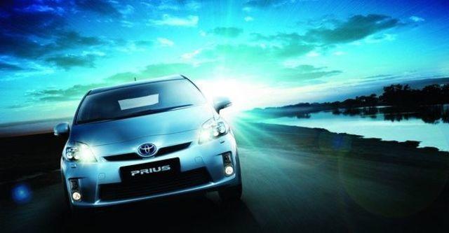 2010 Toyota Prius 1.8  第3張相片