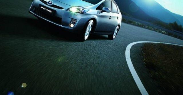 2010 Toyota Prius 1.8  第4張相片