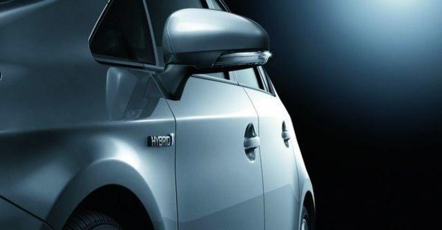 2010 Toyota Prius 1.8  第8張相片