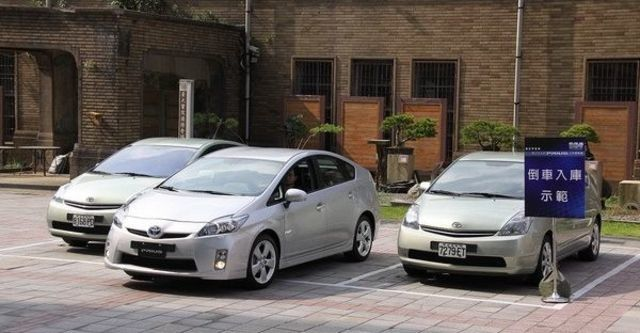 2010 Toyota Prius 1.8  第12張相片