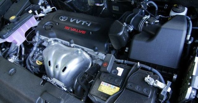 2010 Toyota RAV4 2.4 E天窗  第8張相片