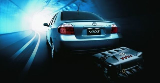 2010 Toyota Vios 1.5 E  第2張相片