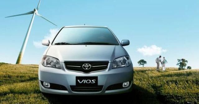 2010 Toyota Vios 1.5 E  第3張相片
