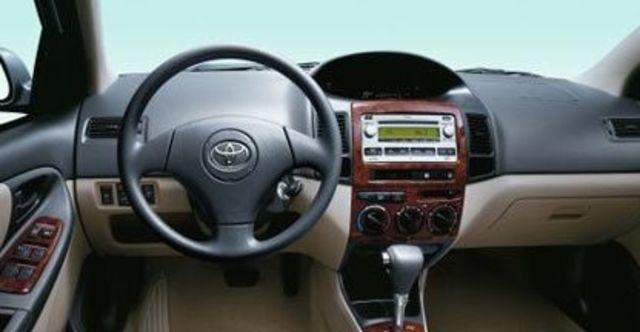 2010 Toyota Vios 1.5 E  第8張相片