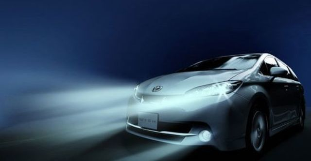2010 Toyota Wish 2.0 E-Hi  第1張相片