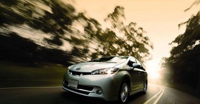 2010 Toyota Wish 2.0 E-Hi  第5張相片