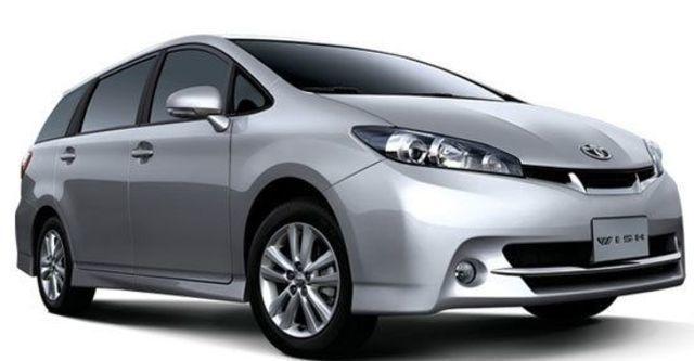 2010 Toyota Wish 2.0 G  第1張相片