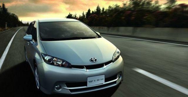 2010 Toyota Wish 2.0 J  第1張相片