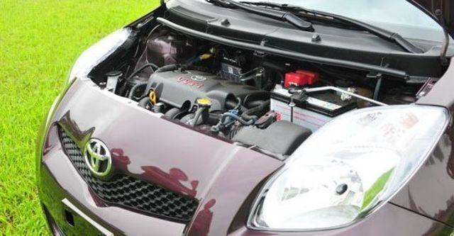 2010 Toyota Yaris 1.5 G Fabric  第8張相片