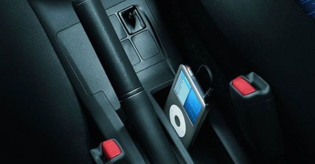 2010 Toyota Yaris 1.5 G Fabric  第10張相片