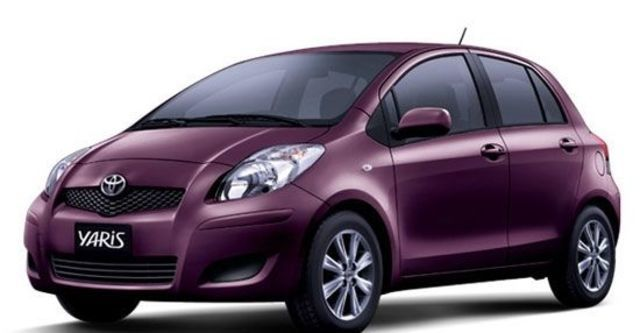2010 Toyota Yaris 1.5 G Smart  第1張相片
