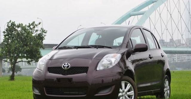 2010 Toyota Yaris 1.5 G Smart  第2張相片