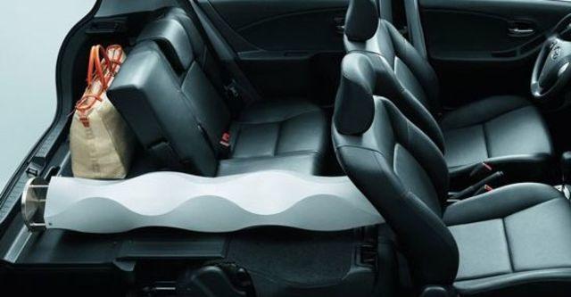2010 Toyota Yaris 1.5 G Smart  第12張相片
