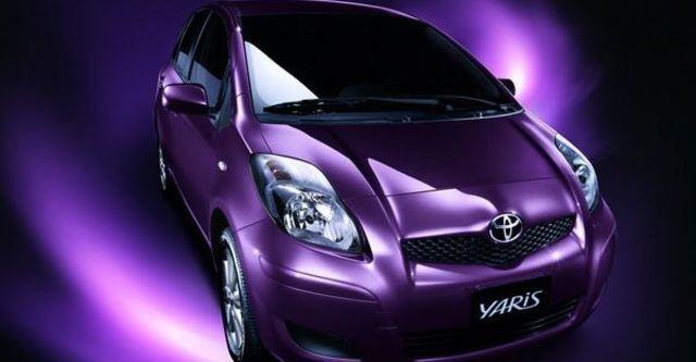 2010 Toyota Yaris 1.5 S  第2張相片
