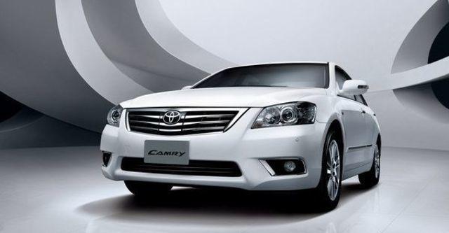 2009 Toyota Camry 2.4 E  第1張相片