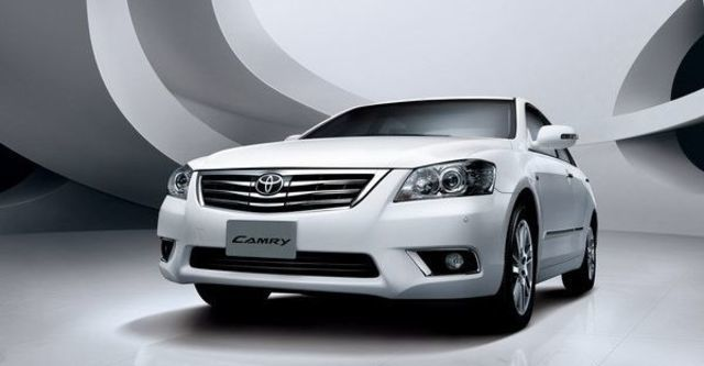 2009 Toyota Camry 2.4 E  第2張相片