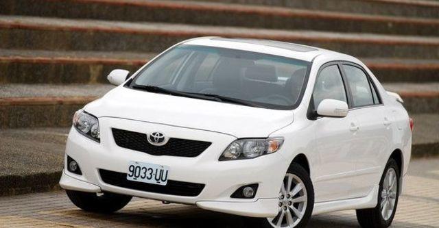 2009 Toyota Corolla Altis 2.0 Z  第1張相片