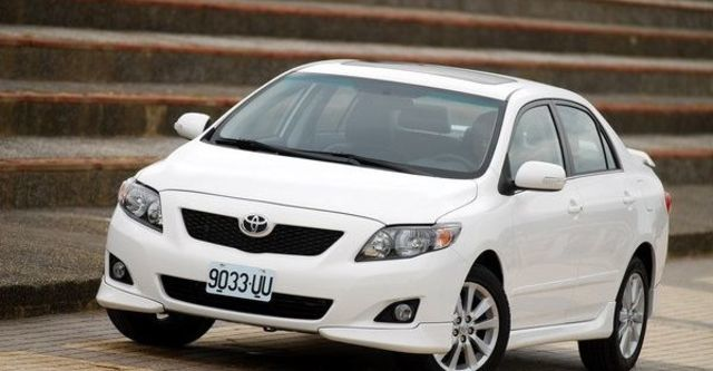 2009 Toyota Corolla Altis 2.0 Z  第2張相片