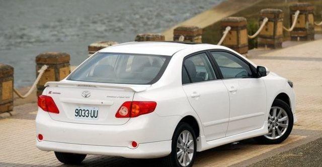2009 Toyota Corolla Altis 2.0 Z  第7張相片