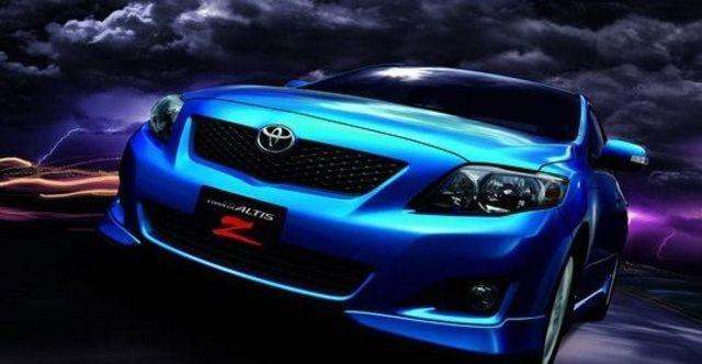 2009 Toyota Corolla Altis 2.0 Z  第11張相片