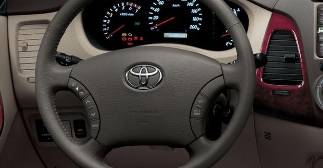 2009 Toyota Innova 2.7 Z Aero Tourer  第6張相片