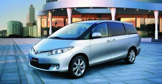 2009 Toyota Previa 3.5 旗艦版  第1張相片
