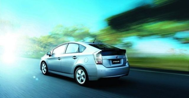 2009 Toyota Prius 1.8  第5張相片