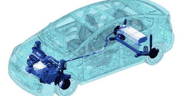2009 Toyota Prius 1.8  第11張相片
