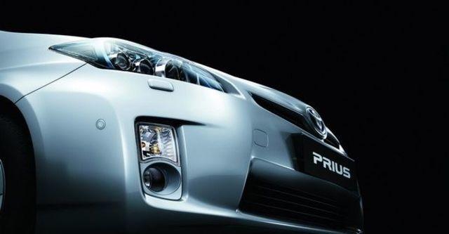 2009 Toyota Prius 1.8  第12張相片