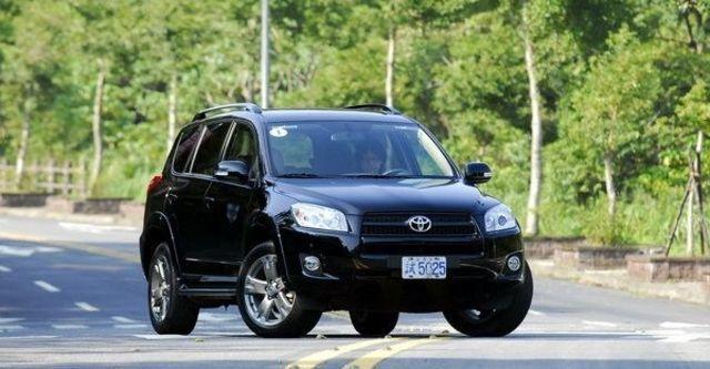 2009 Toyota RAV4 2.4 4WD 旗艦型  第10張相片