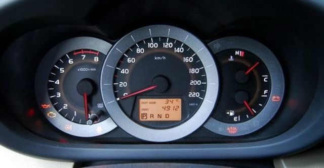 2009 Toyota RAV4 2.4 4WD 旗艦型  第15張相片