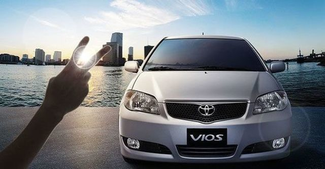 2009 Toyota Vios 1.5 E  第3張相片