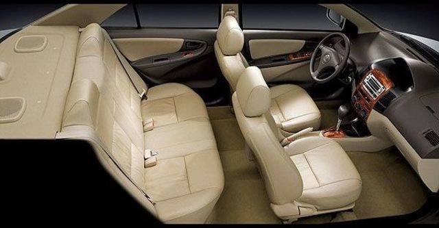 2009 Toyota Vios 1.5 J  第8張相片