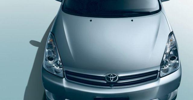 2009 Toyota Wish 2.0 E  第4張相片