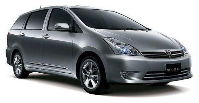 2009 Toyota Wish 2.0 G  第1張相片