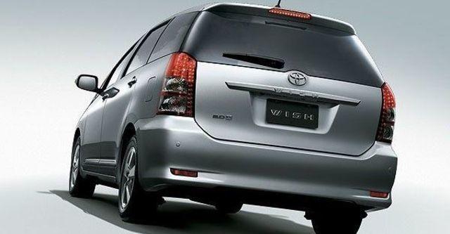 2009 Toyota Wish 2.0 G  第3張相片